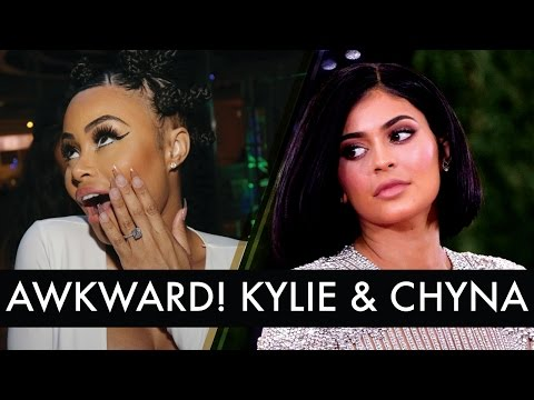 Top Awkward Moments Between Kylie Jenner and Blac Chyna
