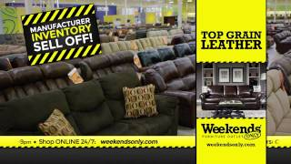 Top Grain Leather Sofas Up to Half the Price!
