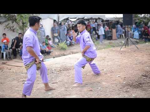 Silat Melayu - Tempur Adik vs Abang