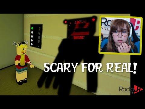 I Hate Horror Games! Roblox HOTEL - RadioJH Games