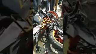 Youth dead, another injured in Barzulla two-wheeler accident