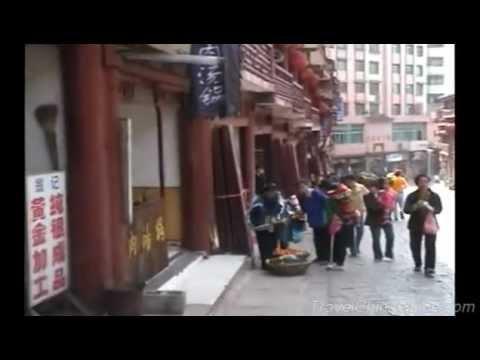 Stone Slab Street, Guizhou