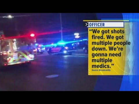 Dayton, Ohio shooting: 9 people killed, at least 27 injured