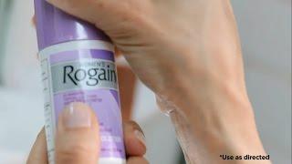 Миноксидил Rogaine 2%. Способ применения. Отзывы.(, 2015-07-11T04:24:13.000Z)