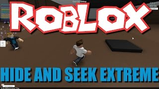Team SBG Plays Roblox : Hide and Seek Extreme! (Family Multiplayer)