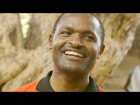 Videofilm - Amref Flying Doctors, alternatief ritueel Masai, Peter