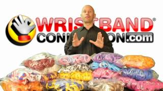 win up to 50 000custom wristbands and 1000