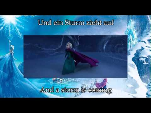Disney's Frozen - Let it go (German S&T)