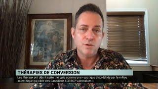 Ottawa veut interdire les thérapies de conversion – Jasmin Roy