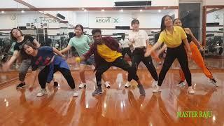 Ismart Shankar Title song full Ram pothineni.choreo by Master raju