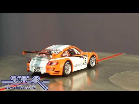 Carrera Slot Car Porsche 997 RSR 36 GT3 VLN 27480 Slotcar