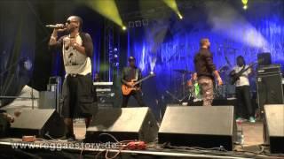 Shaggy + Rayvon + Ky-Mani Marley - 4/6 - Fight This Feeling + ... - Reggae Jam 2014