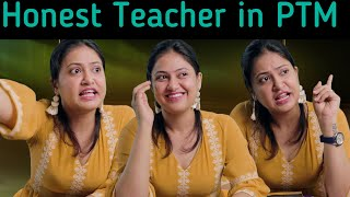 If Teachers Were Honest During Parents-Teacher Meeting | Comedy Video | Captain Nick
