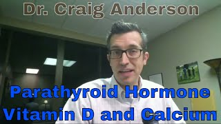 Parathyroid Hormone, Calcium and High Dose Vitamin D