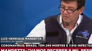 Convocação obrigatória? O Brasil Conta Comigo - Profissionais da Saúde