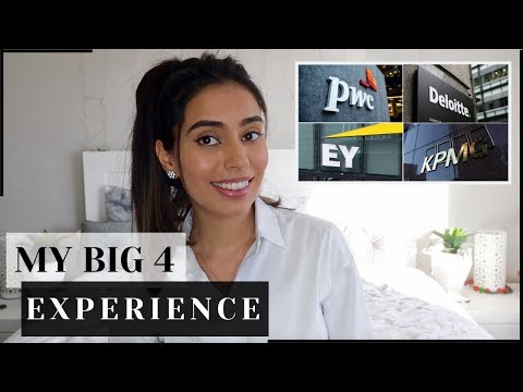 MY EXPERIENCE WORKING AT THE BIG 4? (risk Consultant, Audit, Interview Tips, Pros & Cons) |