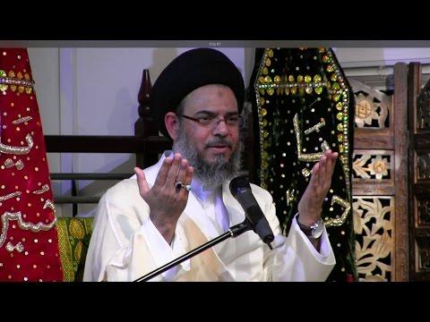 2017   Jashn e Sayyida Fatima Zahra (s.a.) - Ayatollah Syed Aqeel Gharavi