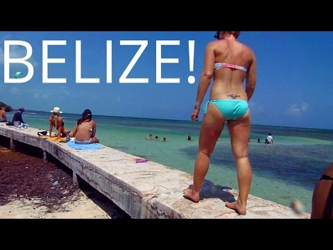 BELIZE TRAVEL: An Adventurous Tour of the Belize Islands