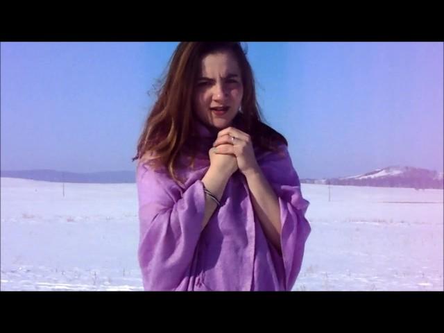 Изображение предпросмотра прочтения – ДарьяЕгорова читает произведение «Неговори: меня он, как ипрежде, любит…» Ф.И.Тютчева