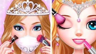राजकुमारी मेकअप सैलून  Princess make-up salon game screenshot 2