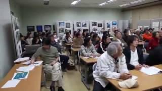 カンムリワシ生息数カウント調査説明会