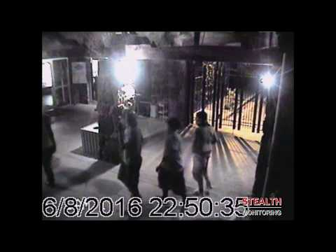 Gang Arrested Trying To Break Into Shopping Center - Video Monitoring