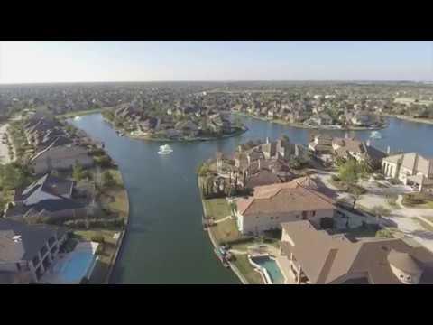 Phantom 4 Drone Footage   Katy, TX   DT Productions