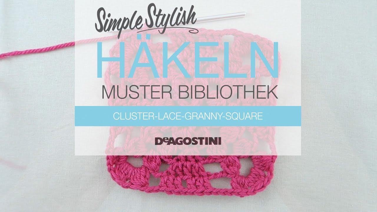 Dorable Rautenmuster Stricken Pictures - Decke Stricken Muster ...