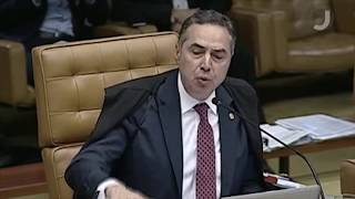 Barroso e Gilmar discutem no STF thumbnail