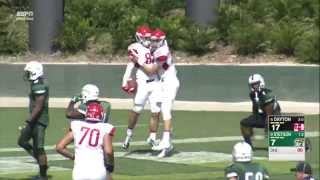 Dayton Football: Stetson Highlights