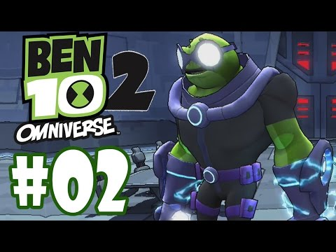 BEN 10 OMNIVERSE 2 #2 - SAPO CURURU