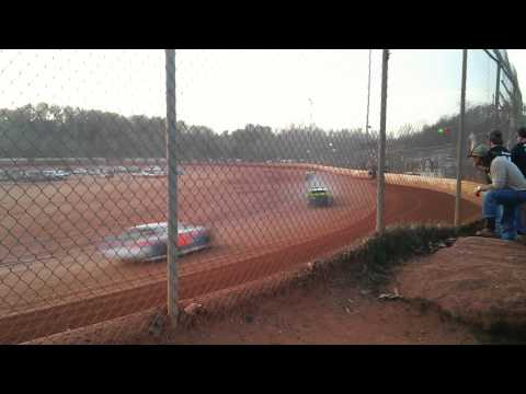 Harris Speedway Renegade Heat 04/11/15