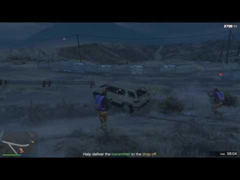 GTA Online - Team Effort