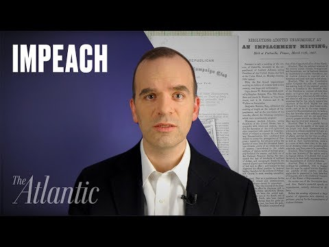 It's Time to Impeach Trump