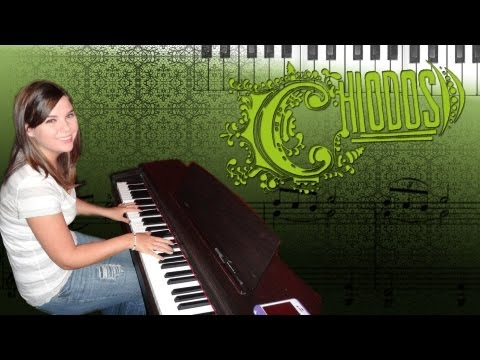 Chiodos - A Letter From Janelle (Cover)