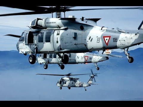 48 helicópteros Blackhawk y Mi-17 para el sexenio de AMLO