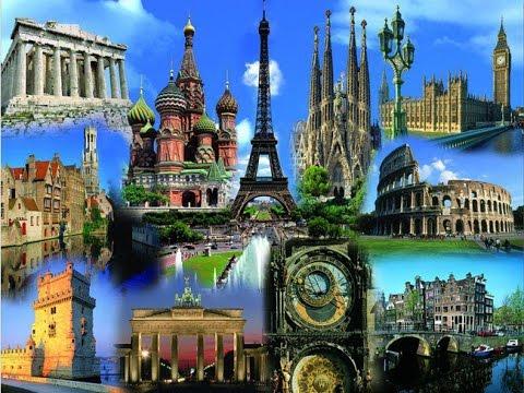 Топ 5 европейских стран для россиян для выезда без визы в 2016 году