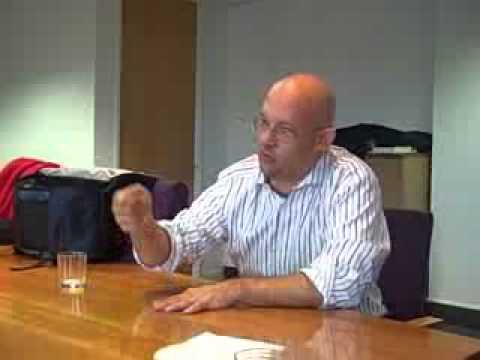 Clay Shirky interviewed by David Cushman
