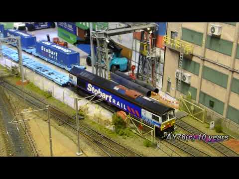 Running Session - Euro Alliance Video (Railway Group)