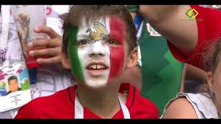 Best Dressed & Painted Football Fans | World Cup | Compilation