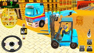Heavy Forklift Simulator - Construction Simulator Game - Android GamePlay