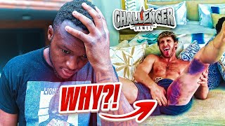 LOGAN WHY?! (Challenger Games Reaction)