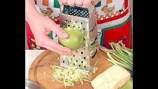 Как правильно натереть яблоко на тёрке / от шеф-повара / Илья Лазерсон / Кулинарный ликбез