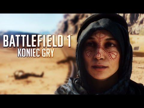 Zagrajmy w Battlefield 1 9  KONIEC GRY  PC