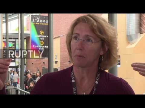 Norway: Bring technology to the people – astronaut Sandra Magus hails Starmus