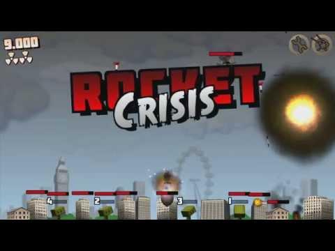Rocket Crisis HD Gameplay Trailer