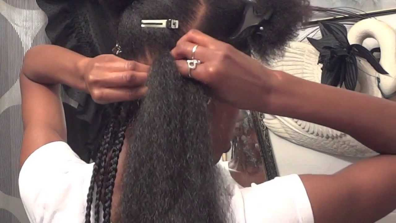 PS| POETIC JUSTIC BRAIDS| STRETCH Braiding Hair & Prep My