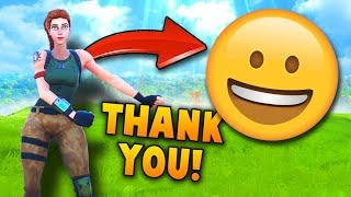 HELPING Kid Win His FIRST Fortnite Game! (Fortnite Battle Royale)