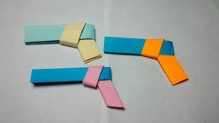 How to make a paper gun that does not shoot rubber bands without tape or glue for kids