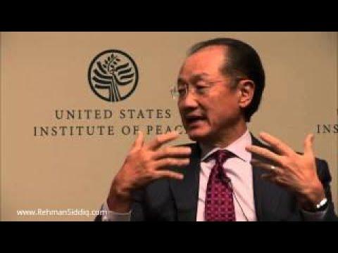 World Bank President Dr Jim Yong Kim Speech
